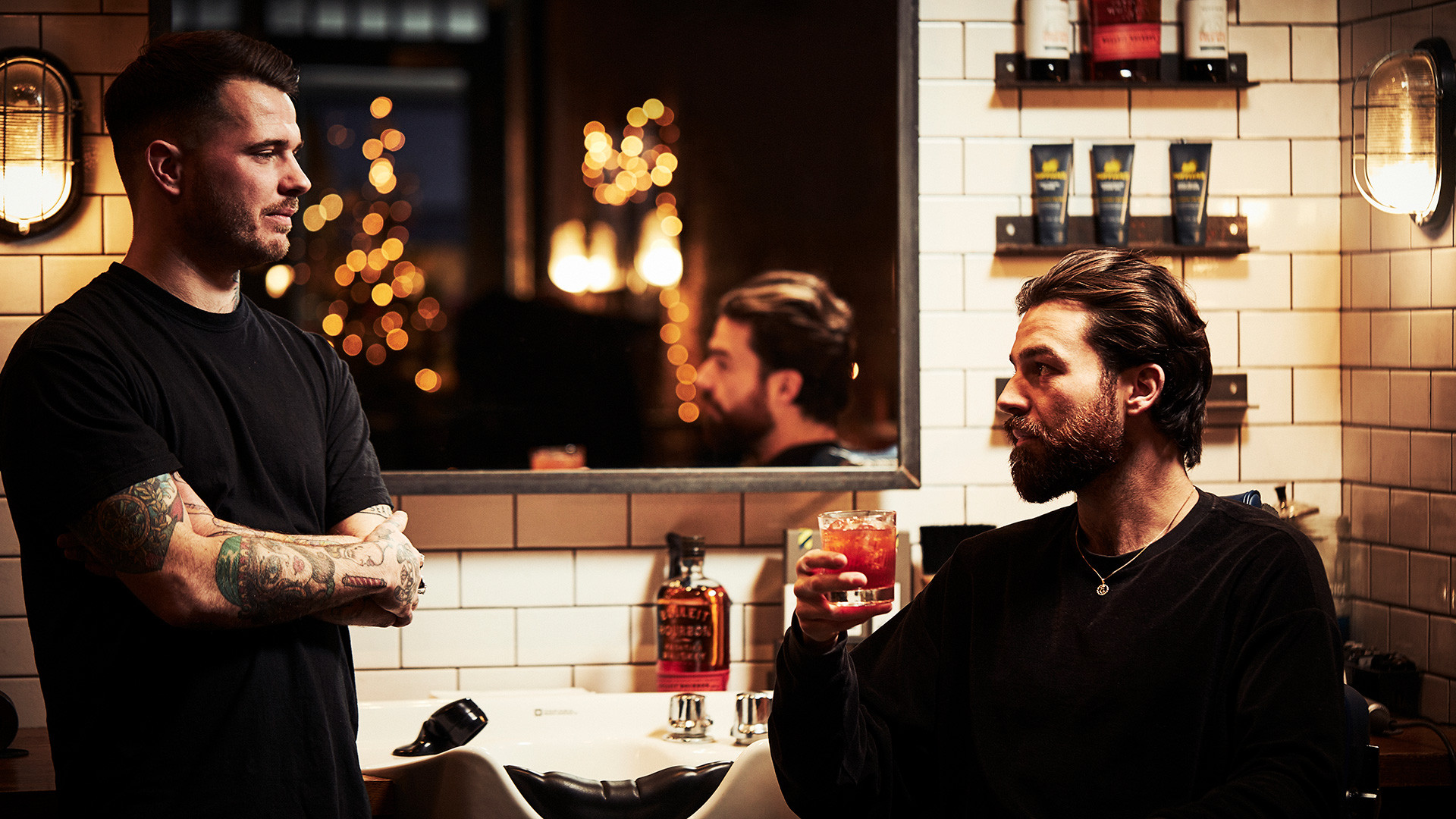 Whiskey & Trim with Bulleit Bourbon and Ruffians