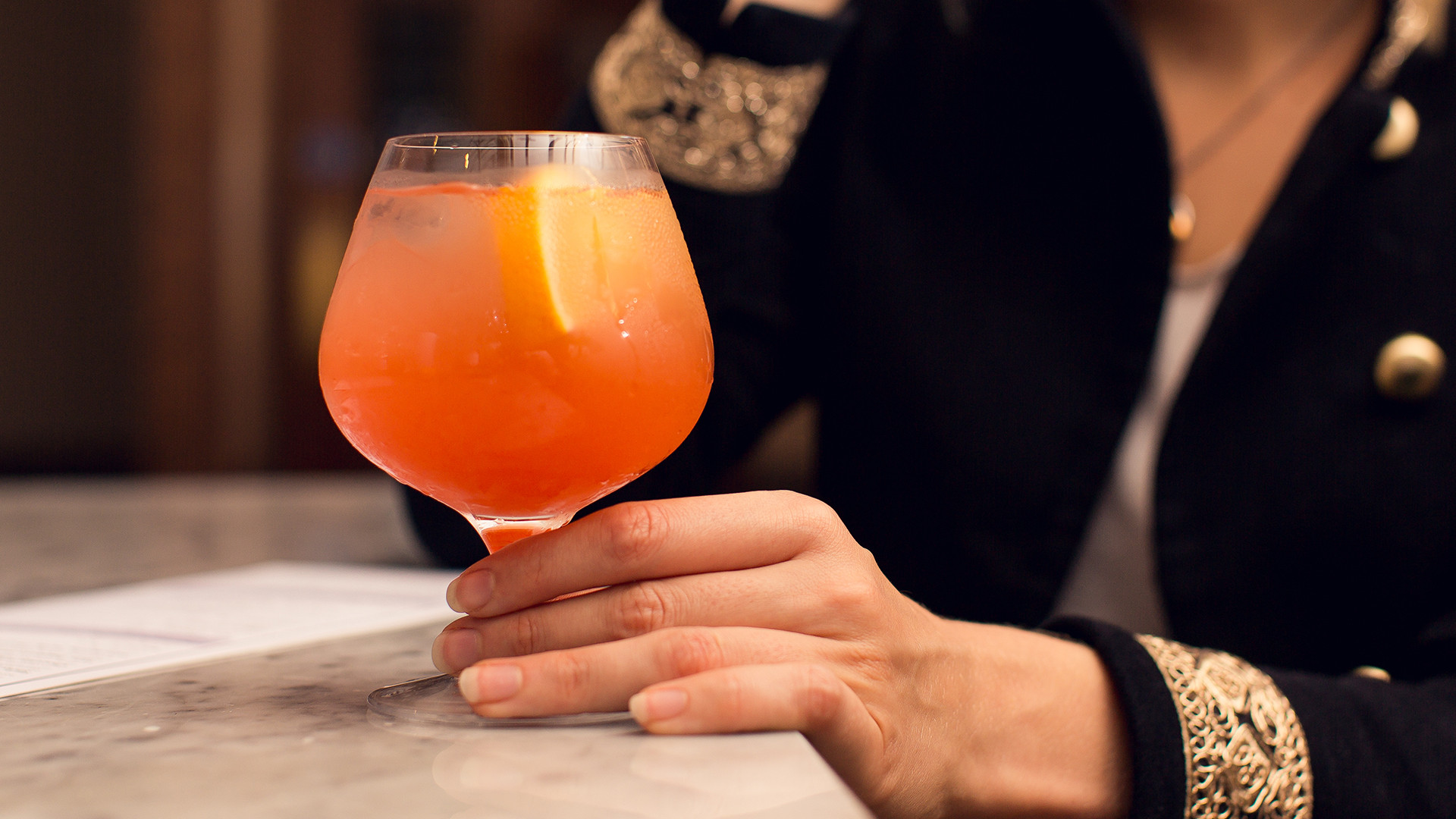 Winter Punch at Mrs Fogg's