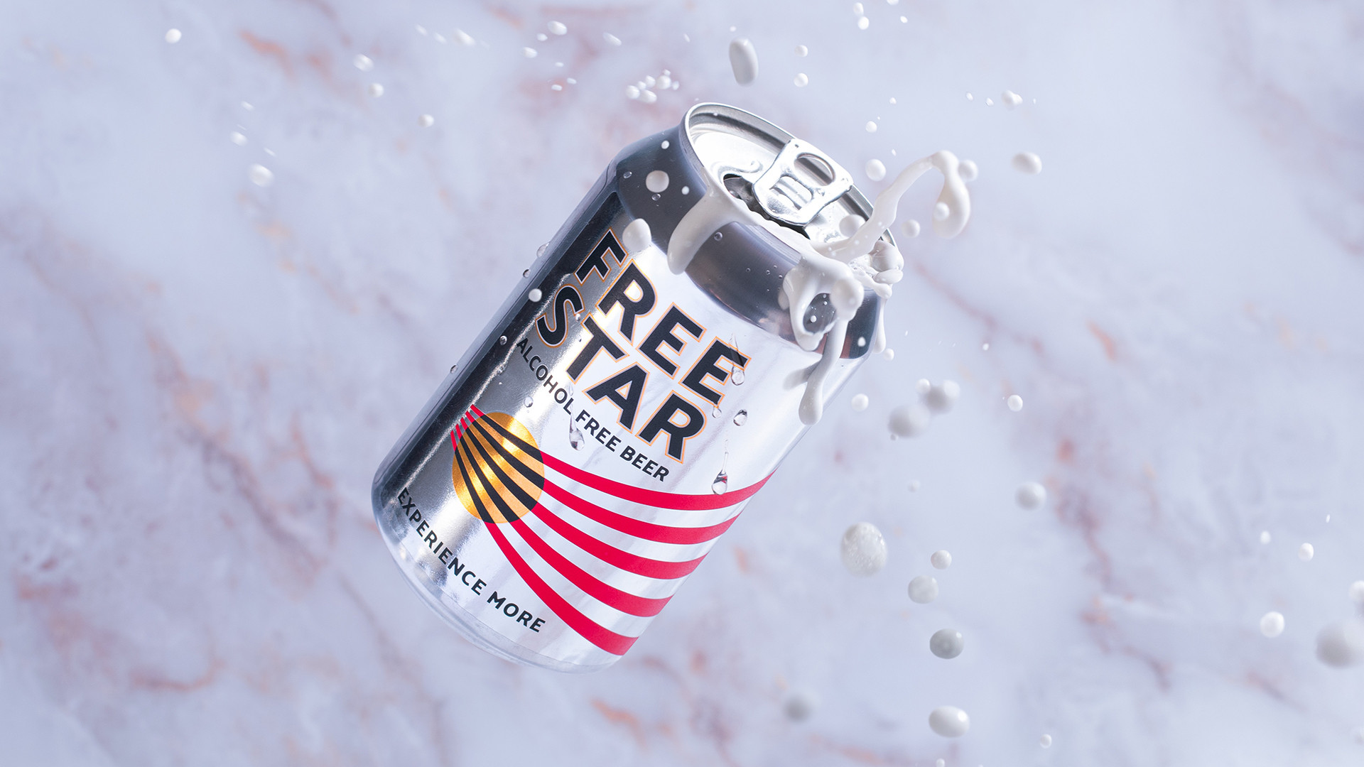 Non Alcoholic Beers London – Freestar Premium Alcohol Free Beer – 0.0% ABV