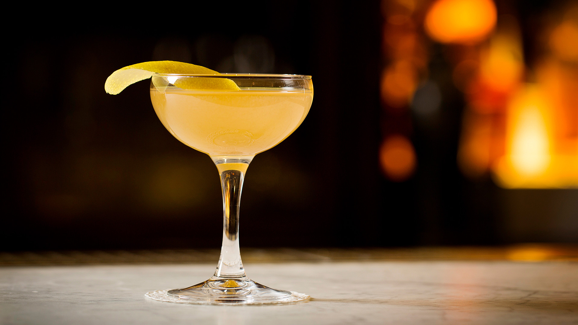 Sober martini