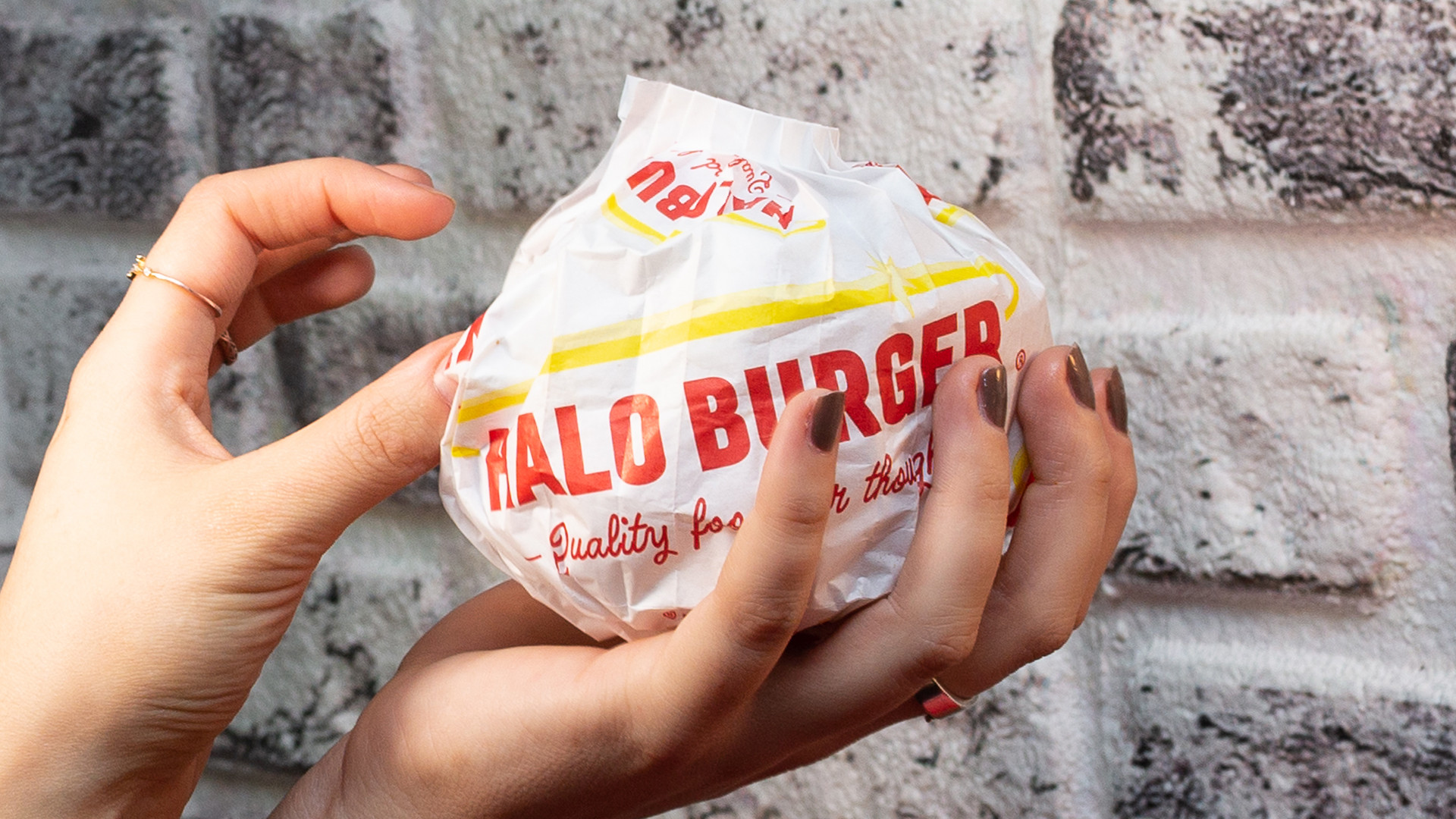 Best plant-based burgers in London – Halo Burger