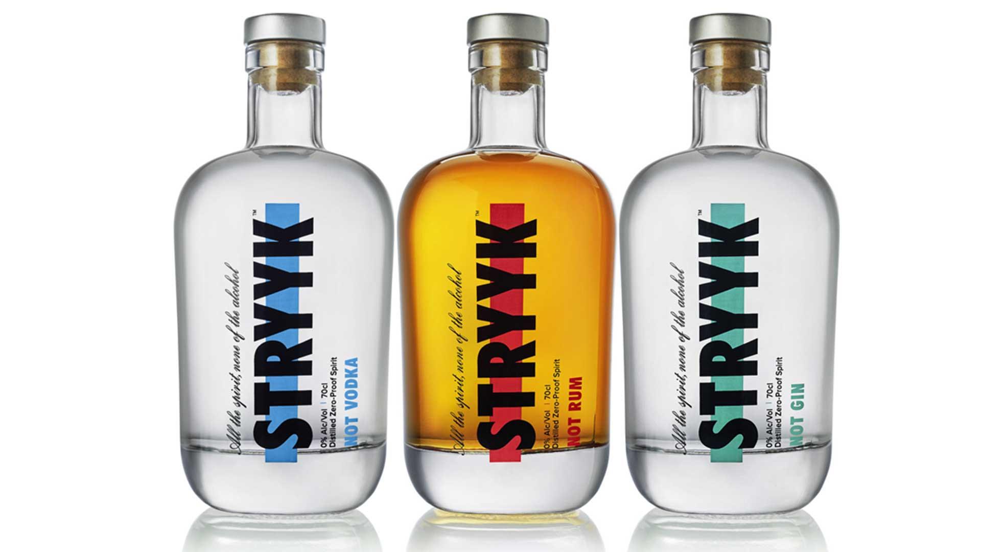Stryyk bottles