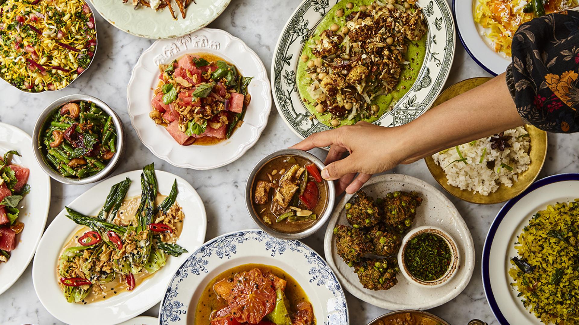 Vegan recipe and meal kits: Comfort and Joy by Jikoni