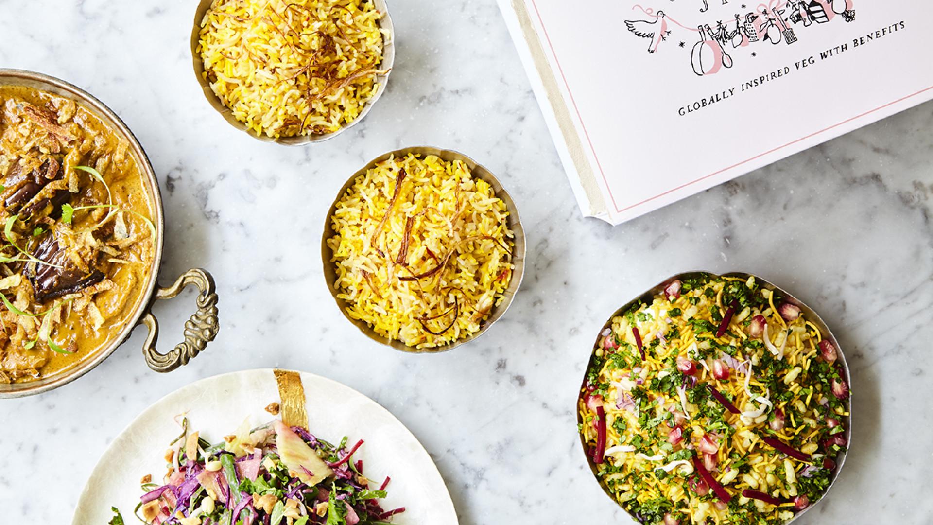 Vegan recipe and meal kits: Jikoni's comfort and joy boxes