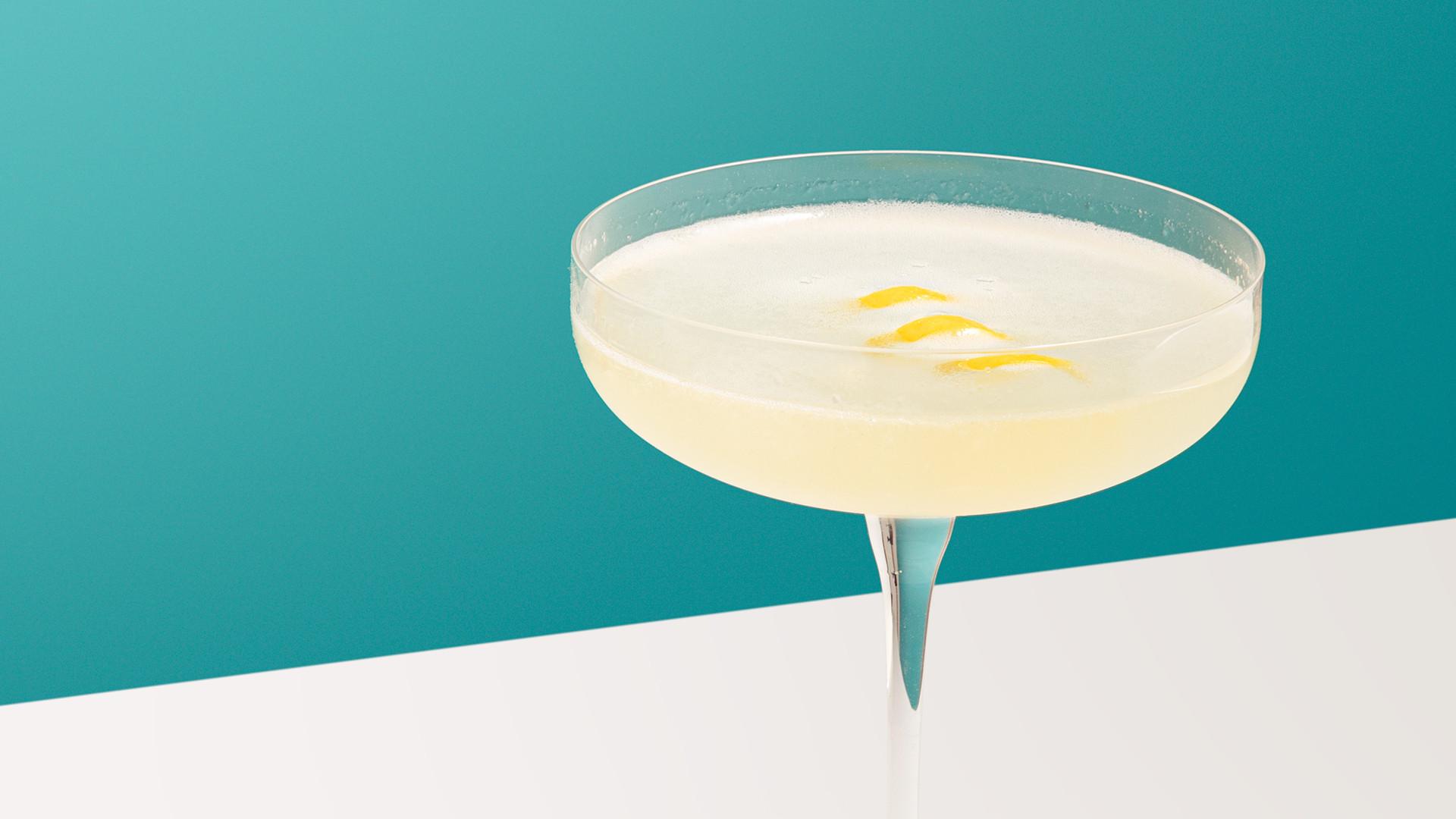 No.3 Gin French 75 recipe