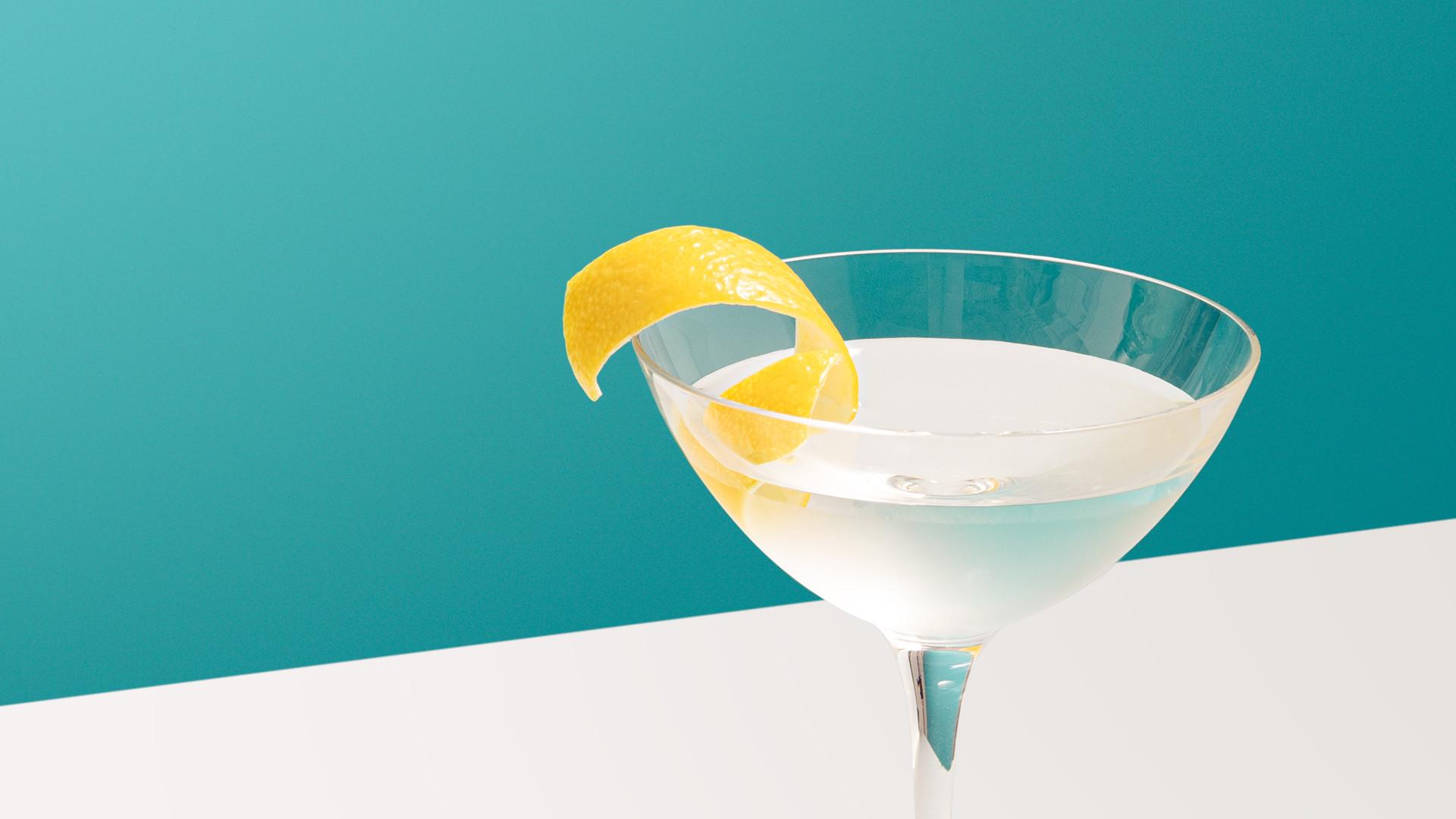 No.3 Gin martini recipe