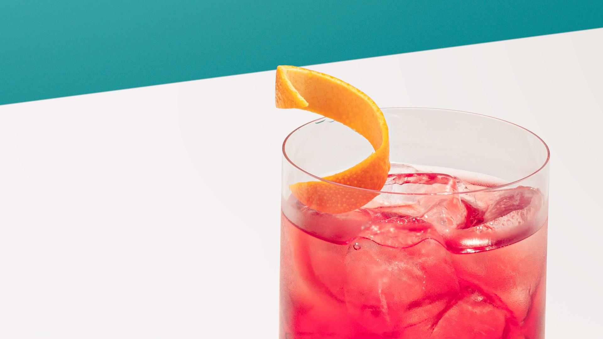 No.3 Gin negroni recipe