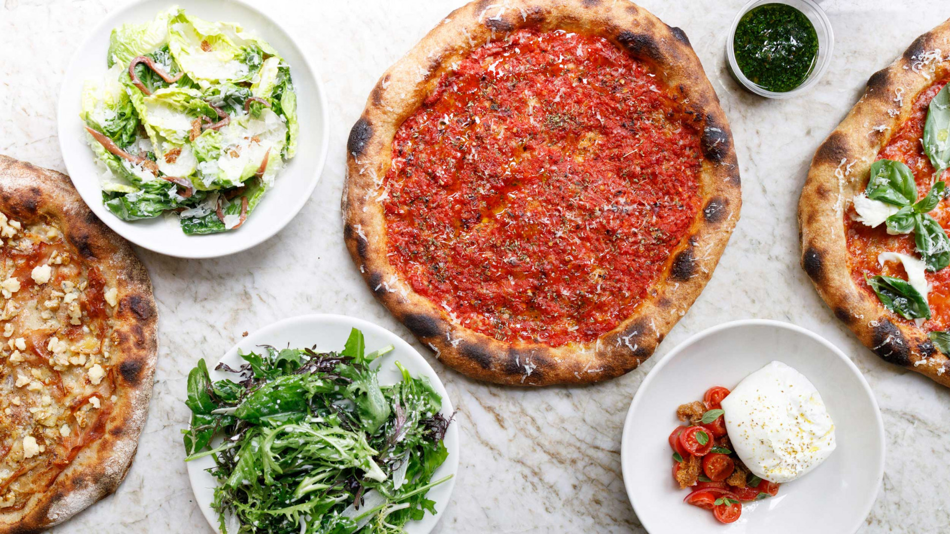 How to make the best pizza at home: a red-based pizza from ASAP