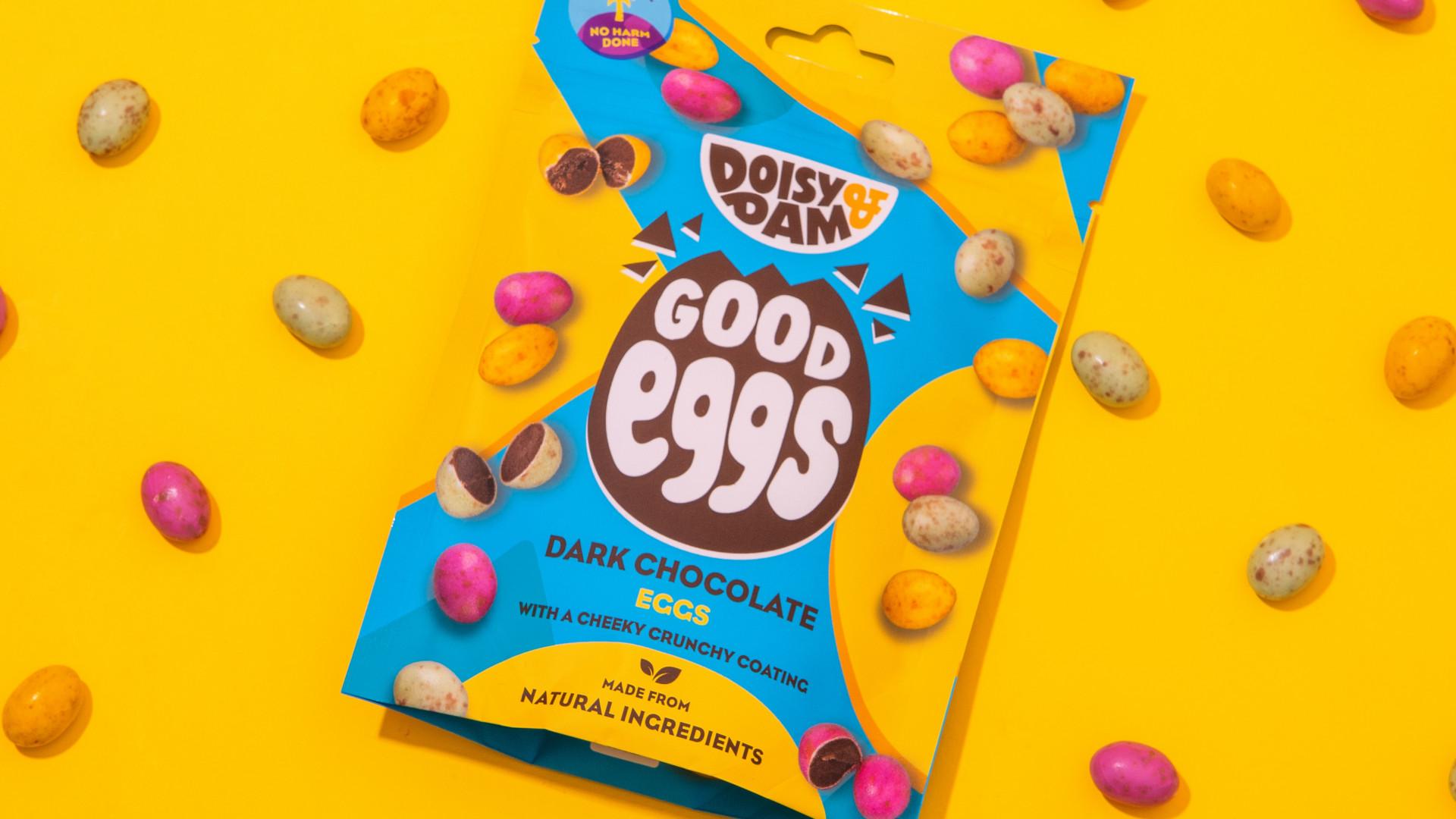 Doisy & Dam's Good Eggs   Easter 2021