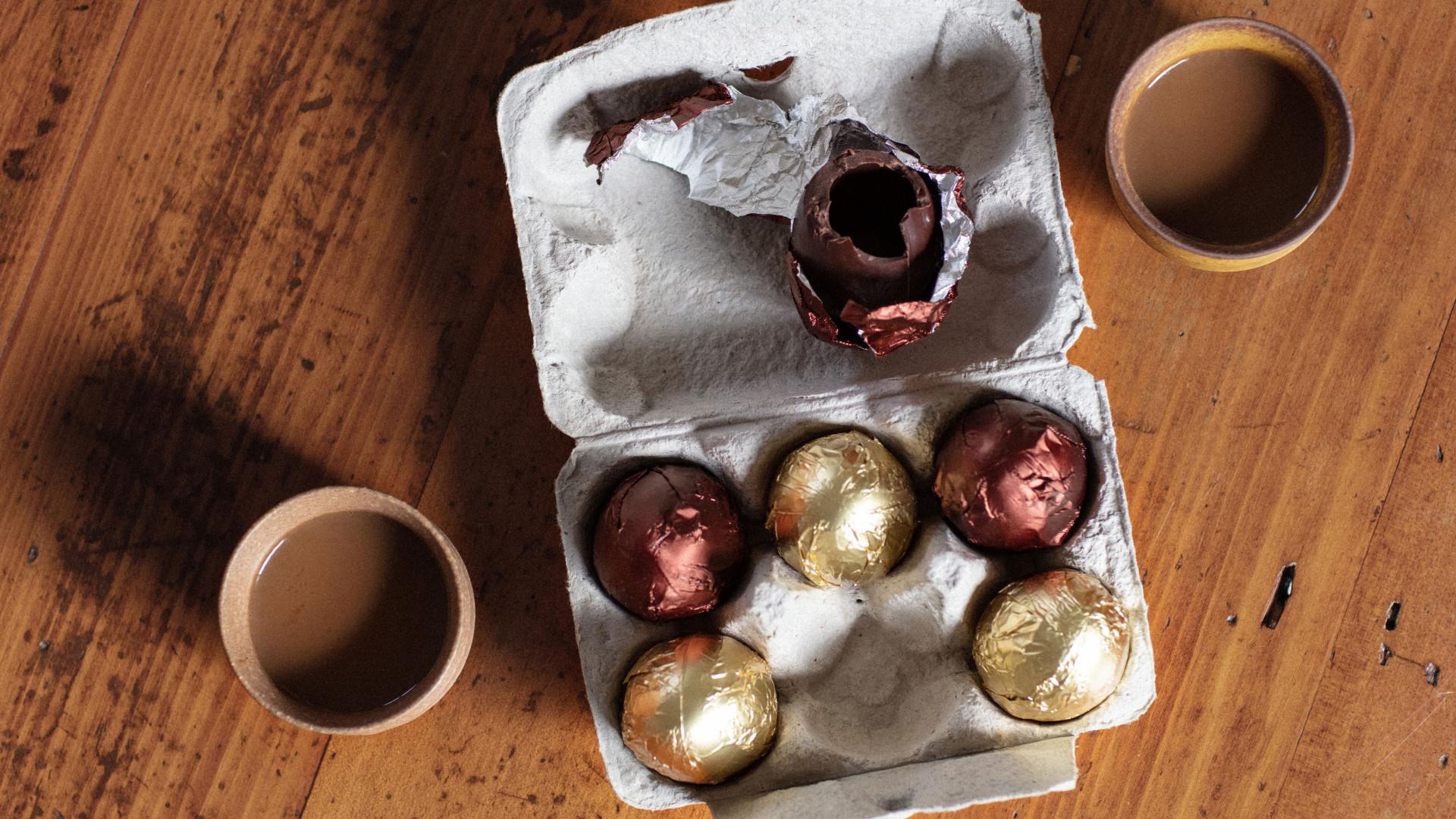 Easter 2021: Allpress Chocolate Easter Eggs