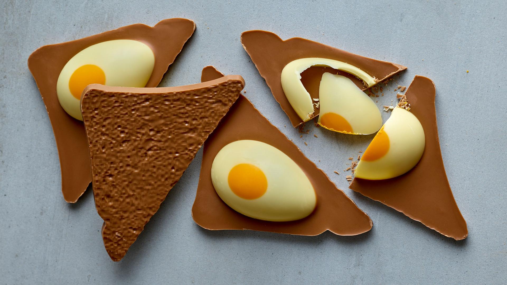 Easter 20201: Hotel Chocolat's Caramayo Egg Sandwich