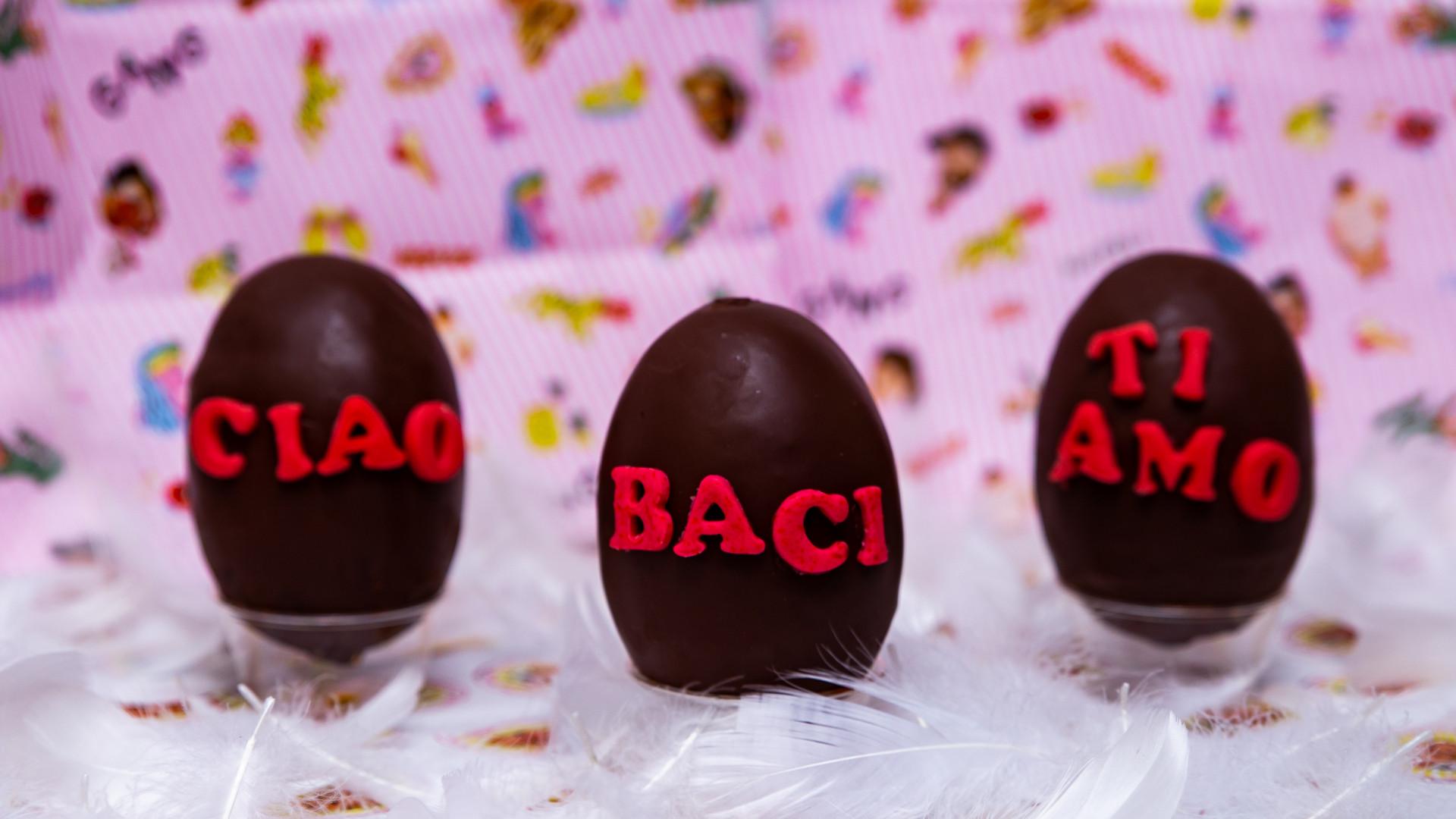 Easter 2021: Napoli Gang's Easter eggs