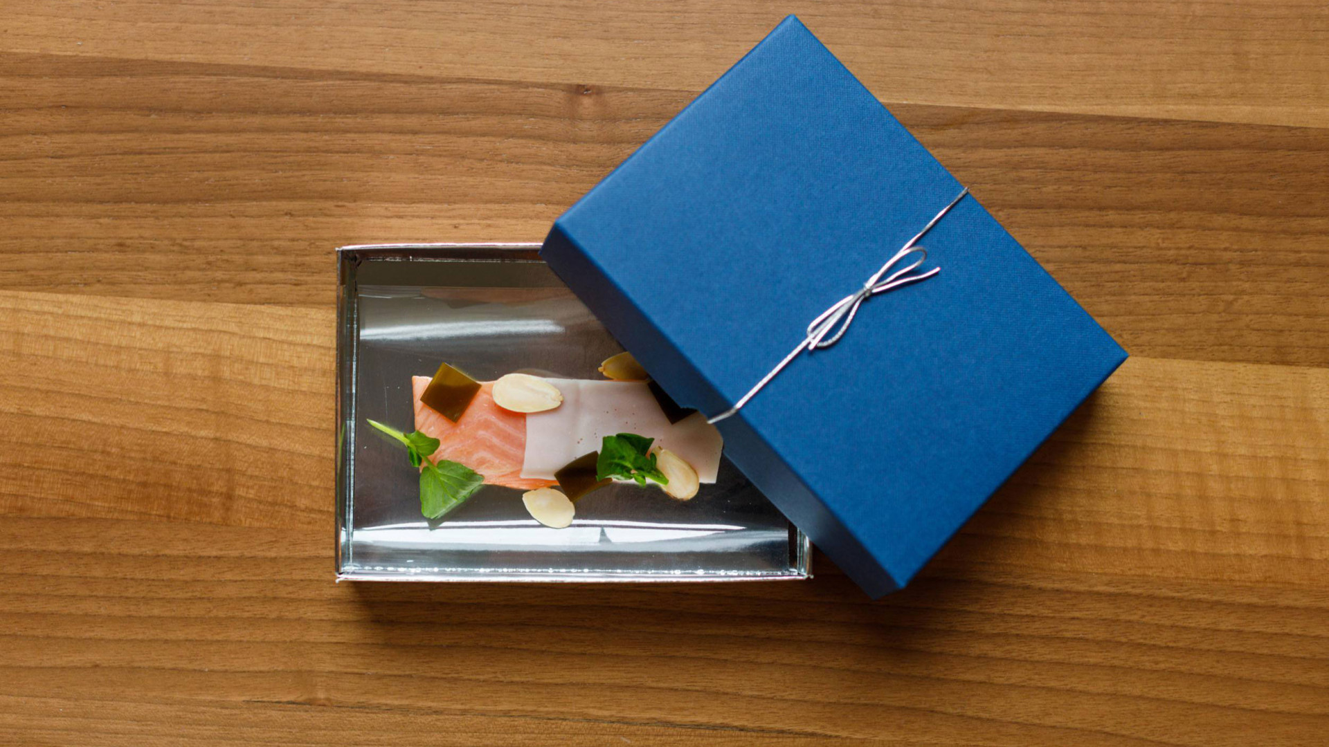 The Clove Club at Home meal kit review: a fish starter