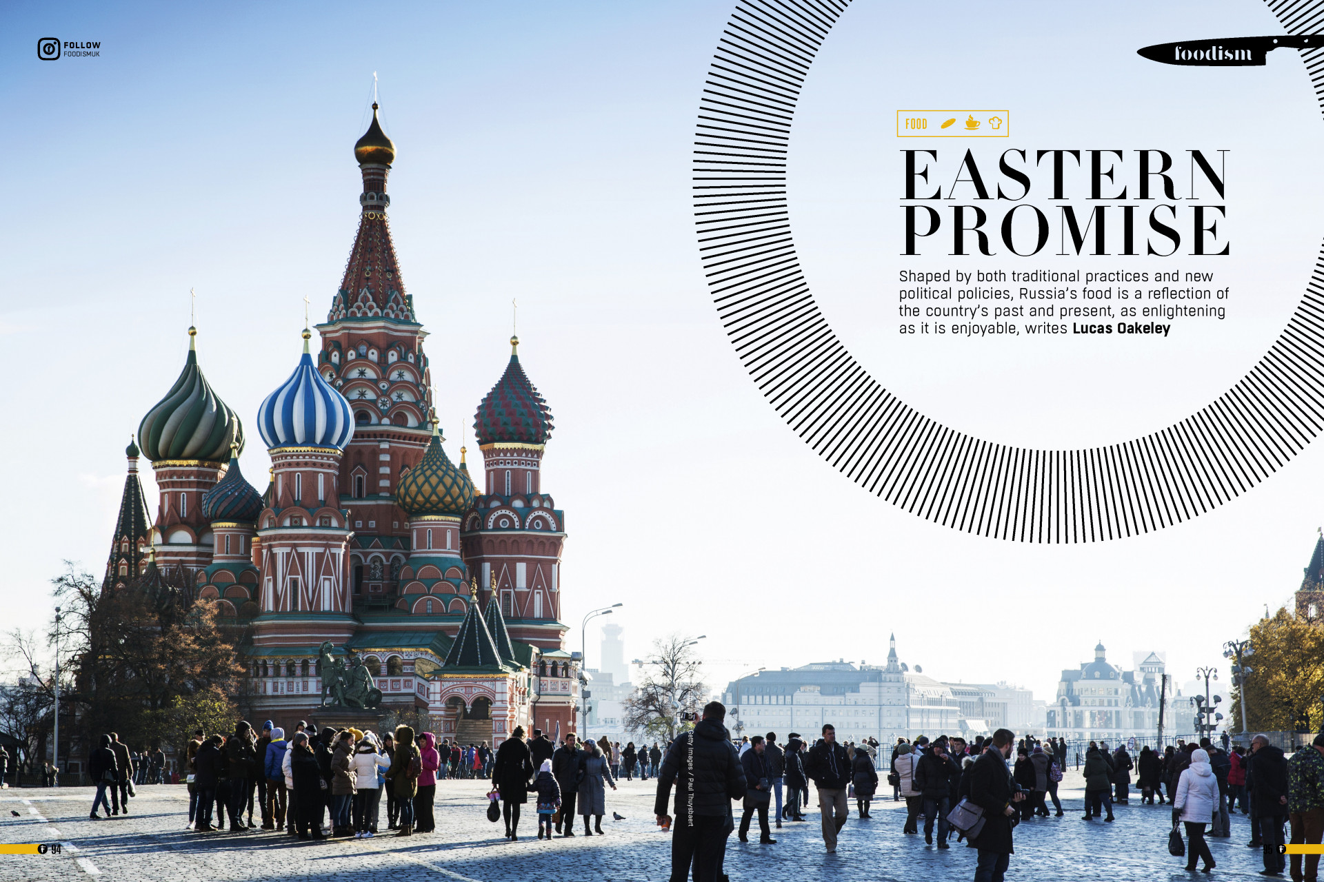 Foodism issue 36: Russia