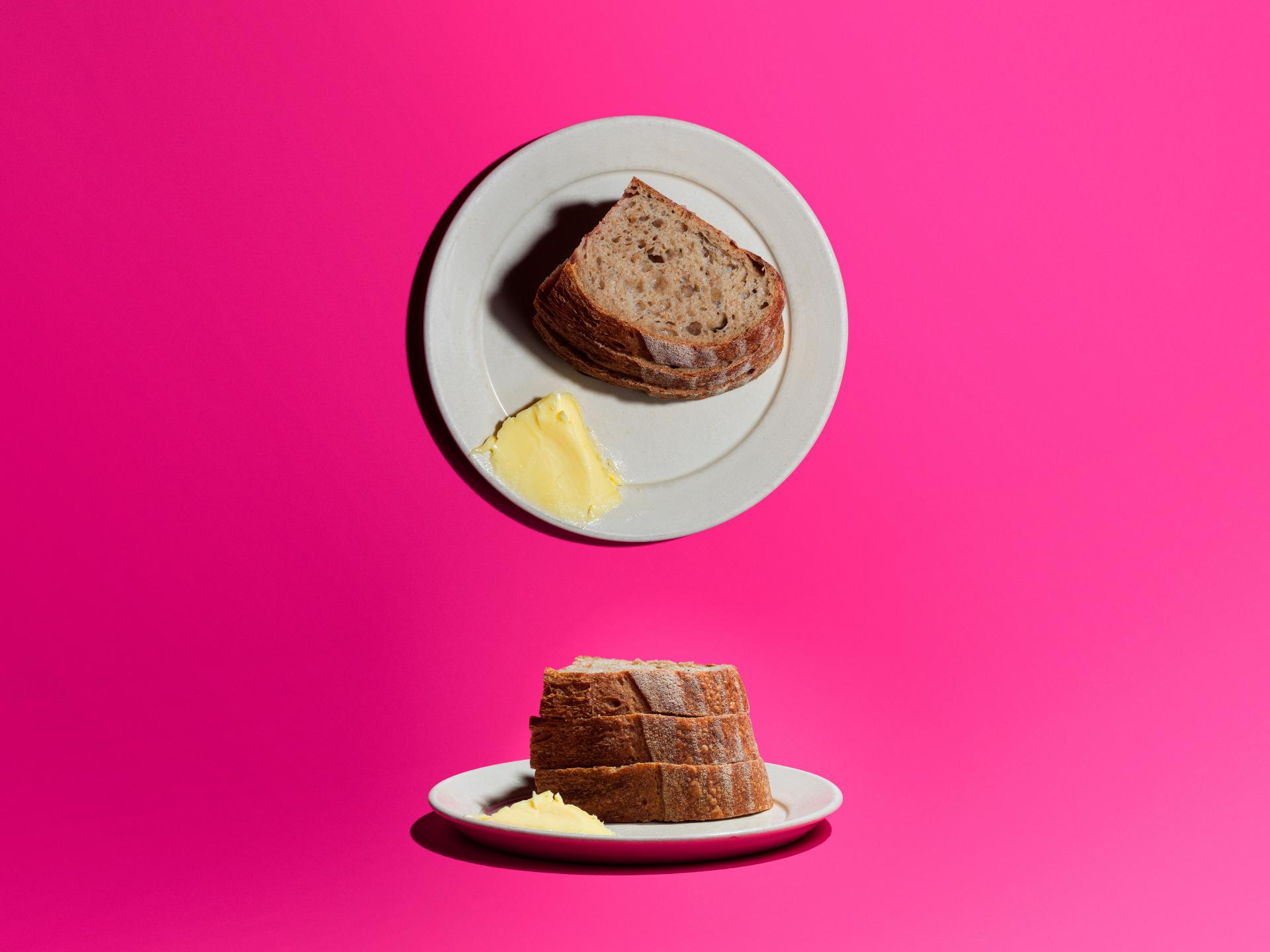 Five Dishes: bread and butter at Big Jo