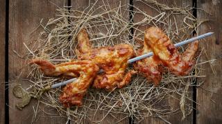 Absurd Bird review: BBQ chicken wings