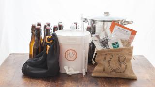 A starter kit from HomeBrewtique