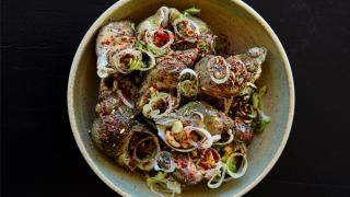 Whelks at Westerns Laundry