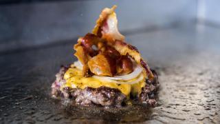 Bleeker burger pattie