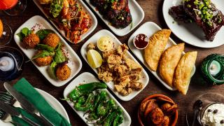 Caribbean restaurants in London - Rudie's