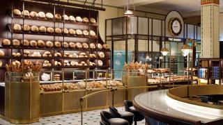 The Harrods bake hall