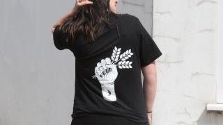 Luminary Bakery's t-shirt