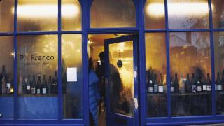 P Franco wine bar and bottle shop
