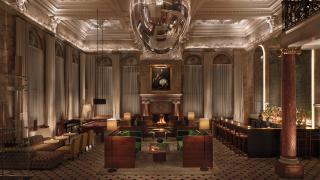 London EDITION lobby