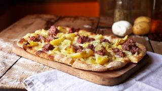 Al Taglio-style pizza from Arancina, London