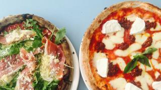 Pizza at Zia Lucia