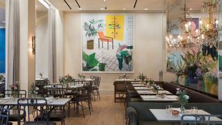 Sustainable restaurants London: The Petersham