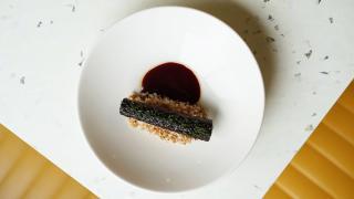 Sustainable restaurants London: Cub