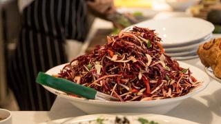 Sustainable restaurants London: Daylesford Cafe