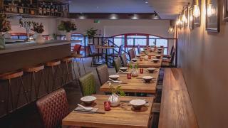 BaoziInn, London Bridge: restaurant review - Interior of BaoziInn