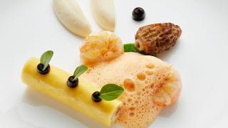 London seafood restaurants - Angler