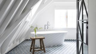 Bathroom at Kimpton De Witt