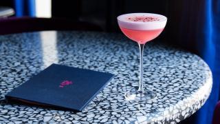 Cocktail at Super Lyan