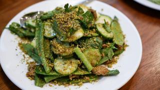 Arabica vegan menu
