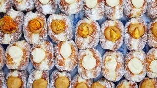 Bread Ahead doughnut experience