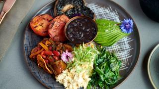 A Cali-Mexican Veganuary at Madera