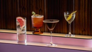 Double Standard cocktails