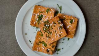 Chuku's meal kit | the vegan moi moi