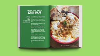 Bad Form's new food issue   A recipe