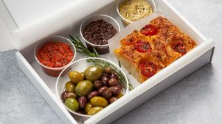 Meal kit review: Otto by Phil Howard. The antipasti box