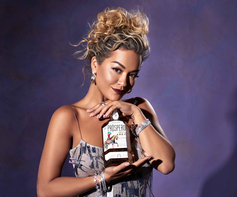 Rita Ora Prospero tequila