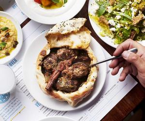 Arabica Kitchen King's Cross