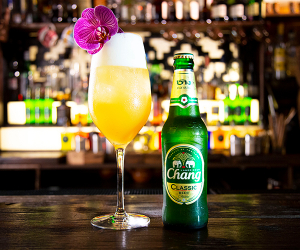 Make Chang beer's The Big Chang Theory cocktail