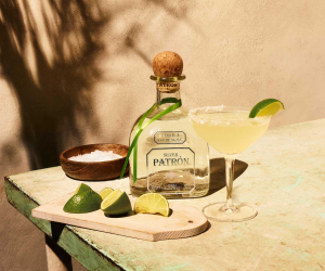 Patrón's original margarita recipe
