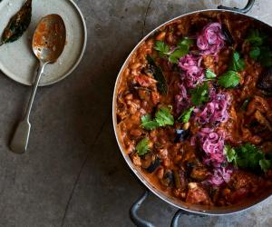 Anna Jones | Best one-pan meals | Peanut stew | Issy Croker