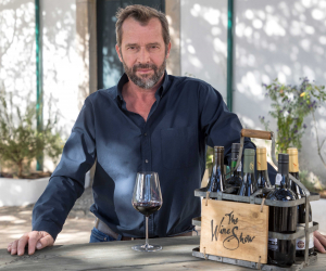 James Purefoy interview | The Wine Show | lockdown wines